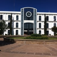Photo taken at Universidad Autónoma de Durango Campus Zacatecas by JuAnt R. on 10/5/2013