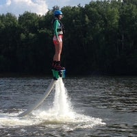 Photo taken at Flyboard by Elena 🐾 M. on 6/8/2014