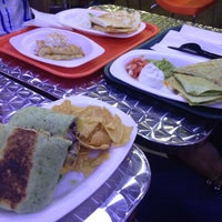 Photo taken at Puebla Crepas & Mexican Grill by Roberto B. on 9/22/2014