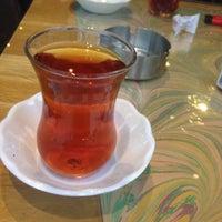 Photo taken at Sümer F. Patisserie Cafe . by Tolga Ö on 5/8/2015