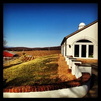 Photo taken at Barboursville Vineyards by Trevor D. on 2/9/2013