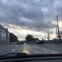 Photo taken at Ecke Elsenheimerstraße/Westendstraße by nfbmuc on 1/3/2018