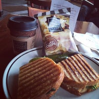 Photo taken at Corner Bakery Cafe by David M. on 3/10/2015