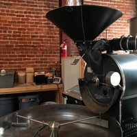Photo taken at Sextant Coffee Roasters by Chris M. on 6/25/2018