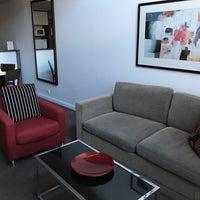 Photo taken at Adina Apartment Hotel by Chris M. on 11/6/2017