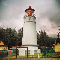 Photo taken at Umpqua Lighthouse State Park by Chris M. on 7/1/2013