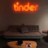 Photo taken at Tinder HQ by Chris M. on 11/17/2016