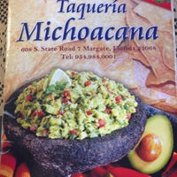 Photo taken at Taqueria Michoacana by Austin B. on 4/11/2015