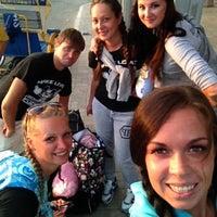 Photo taken at Автовокзал «Кирилівка» by jenny b. on 9/1/2014