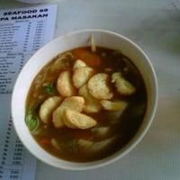 Photo taken at Pondok Rizky 99 Seafood by Siti Lini F. on 11/19/2012