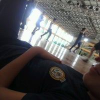 Photo taken at Polideportivo CEP by Erica R. on 8/5/2016