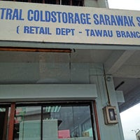 Photo taken at Central Coldstorage Sarawak SB by Edir T. on 8/1/ ... & Central Coldstorage Sarawak SB