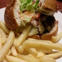 Photo taken at Burger Factory by Fernando Javier J. on 7/26/2013