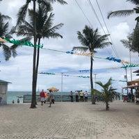 Foto tirada no(a) Praia de Porto de Galinhas por Sergio em 3/27/2018