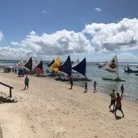 Foto tirada no(a) Praia de Porto de Galinhas por Sergio em 8/8/2018