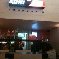 Photo taken at KoniMix by Sergio on 2/2/2013