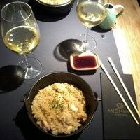 Photo taken at Mishima Sushi Bar by Pamela G. on 3/5/2014