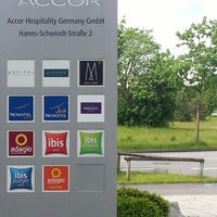 Photo taken at AccorHotels Germany GmbH by Mathias D. on 5/13/2014