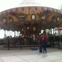 Photo taken at Nut Tree Train & Carousel Ride by Joann A. on 3/18/2013