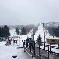 Photo taken at Greek Peak Mountain Resort by Bill M. on 12/28/2012
