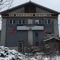 Photo taken at Waterfront Warehouse Restaurant by Treasure D L. on 3/12/2016