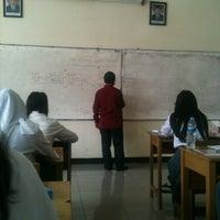 Photo taken at SMA Negeri 22 Bandung by Piti .. on 9/20/2013