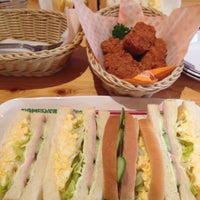 Photo taken at Komeda's Coffee by The_daybreak on 1/12/2015
