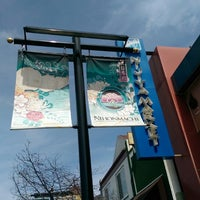 Photo taken at Japantown (日本町) by Denise R. on 5/3/2014