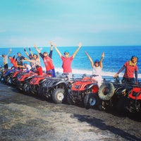 Photo taken at Wake Bali Adventure by Gungde A. on 12/15/2014
