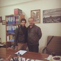 Photo taken at Fef Matematik Bölümü by Kadir A. on 11/27/2015