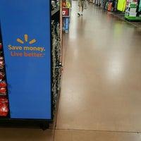 Photo taken at Walmart Supercenter by Todd S. on 6/28/2016