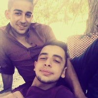 Photo taken at degirmendere by Ahmetcan B. on 7/18/2015