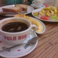 Photo taken at Polo Bar by यालिन ग. on 7/26/2013