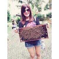 Photo taken at Highland Bee Farm, Pattaya by Ann C. on 12/5/2014