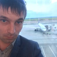 Photo taken at Terminal 1 by Дмишка D. on 6/6/2016