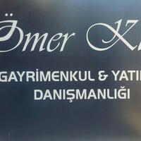 Photo taken at Ömer Kılıç Gayrimenkul &Yatırım Danışmanlığı by Berke K. on 6/11/2016