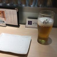Photo taken at 串揚げ 安佳里 by 44da_schnee on 6/8/2017