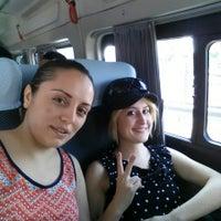 Photo taken at Agua marine by Lütfiş ş. on 7/17/2015