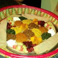 Photo taken at Hanan Restaurante Etíope by Simone S. on 9/7/2015