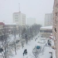 Photo taken at Focșani by Mada M. on 3/23/2018