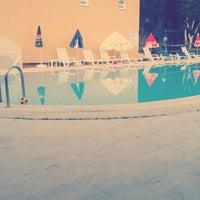 Photo taken at Şahin Villa Apart by Mihri A. on 6/18/2014