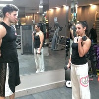 Photo taken at Synergy Fitness Clubs by Synergy Fitness Clubs on 12/3/2013