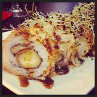 Photo taken at C'Roll Sushi by François-Xavier R. on 6/29/2014