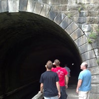 Photo taken at Paw Paw Tunnel by Daniel D. on 8/23/2013