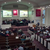Photo taken at Peters Creek Baptist Church by Daniel D. on 12/22/2013