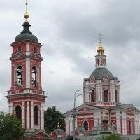 Photo taken at Храм Вознесения За Серпуховскими Воротами by Екатерина Ж. on 7/28/2013