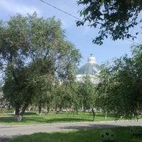 Photo taken at Аллея Меда by Сашка Ж. on 8/12/2013