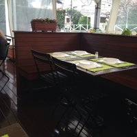 Photo taken at Restaurante Acquavena by Caroline S. on 11/4/2013