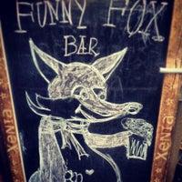 Photo prise au Funny Fox par Annija B. le9/22/2013