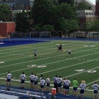 Photo taken at Varsity Stadium by R.T. L. on 6/29/2013
